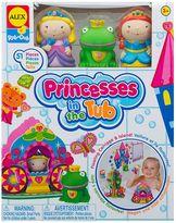 Alex Rub a Dub Princesses in the Tub