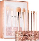 Sephora Glitter Happy Brush Set
