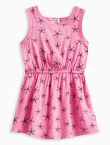 Splendid Little Girl Allover Starfish Print Dress