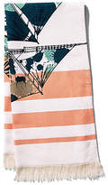 Thomas Paul Dazzle Ship Banya Hand Towel - Orange/Aqua