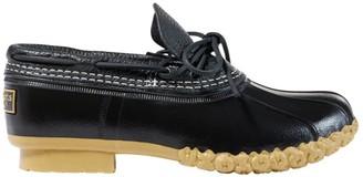 L.L. Bean Women's Bean Boots, Rubber Moc