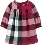 Burberry Check print dress