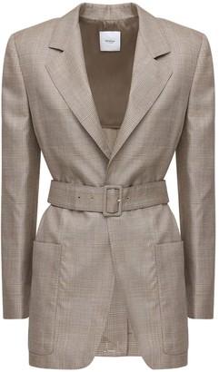 Agnona Wool Blend Jacket
