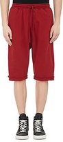 Stampd Men's Distressed Cotton Basketball Shorts
