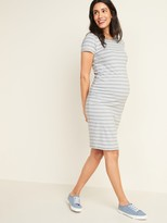 Old Navy Maternity Jersey Bodycon Dress