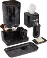Paradigm Murano Black Bath Accessories Collection