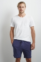 Reed Drawstring Lightweight Terry Shorts