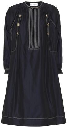 Givenchy Cotton poplin midi dress