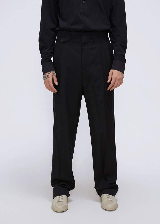 Lemaire Two-Pleated Pant