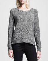 Rag and Bone Rag & Bone Claire Heathered Knit Pullover