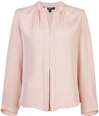 Derek Lam Kara long sleeved blouse