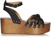 Isabel Marant Zia Wedge Sandal