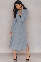 Trenchcoat With Side Slit