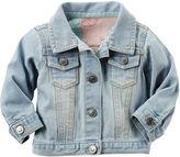 Carter's Denim Jacket - Baby Girls newborn-24m