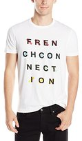 French Connection Men's Tape Tee