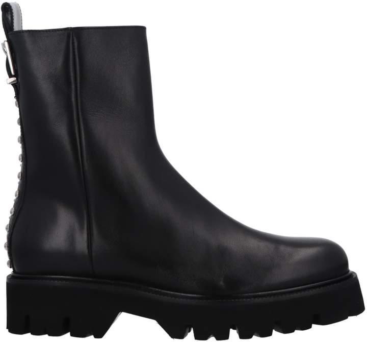 e035fdb81dc Cesare Paciotti Black Women's Boots - ShopStyle