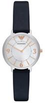 Emporio Armani Kappa Blue Watch
