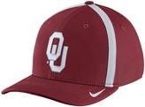 Nike Adult Oklahoma Sooners Aerobill Sideline Cap
