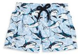 Vilebrequin Baby's, Toddler's, Little Boy's & Boy's Sharks Swim Trunks