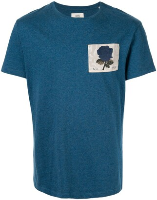 Kent & Curwen patch detail T-shirt