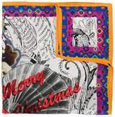 Etro Christmas scarf