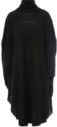 MM6 MAISON MARGIELA Asymmetric Knit Dress