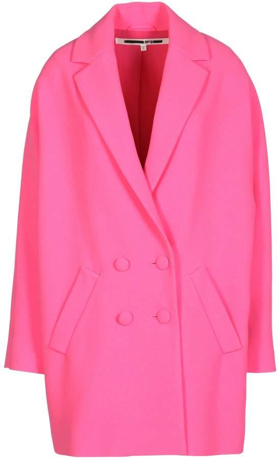 Alexander McQueen McQ Overcoats