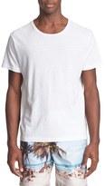 Orlebar Brown Men's 'Glover' Cotton & Linen T-Shirt