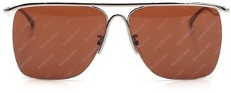 Balenciaga Eyewear Aviator Sunglasses