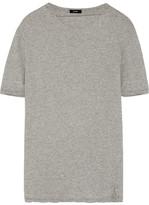 Bassike Cutout Organic Cotton-jersey T-shirt - medium