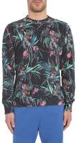 Paul Smith Cockatoo Print Sweatshirt