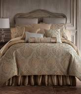 Rose Tree Norwich Damask & Striped Comforter Set