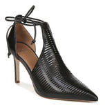 Franco Sarto Krista Perforated Ankle Wrap Pump
