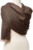 Alicia Adams Alpaca Alpaca St. Tropez Wrap, Fudge