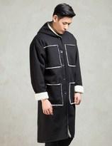 Bibi Chemnitz Black Panda Coat