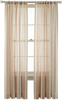 Martha Stewart MarthaWindowTM Portrait Stripe Rod-Pocket/Back-Tab Curtain Panel