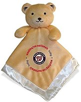 Baby Fanatic Security Bear Blanket, Washington Nationals by