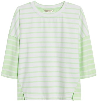 Banana Republic JAPAN EXCLUSIVE Oversize Stripe T-Shirt