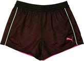 Puma Double Mesh Shorts - Girls 7-16