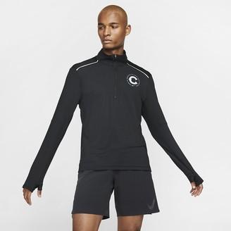 Nike Men's 1/2-Zip Running Top Element Chicago