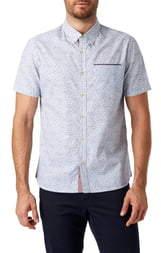 7 Diamonds Southern Lights Slim Fit Shirt