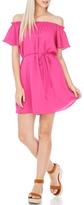 Everly Fuchsia Dress