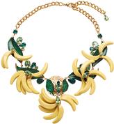 Dolce & Gabbana Resin Banana Necklace