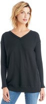 Sole Society Longsleeve V Neck Tunic