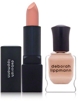 Deborah Lippmann Lip and Nail Duet - My Touch My Kiss