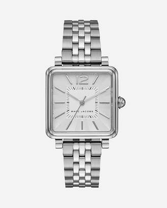 Express Marc By Jacobs Silver Vic Watch