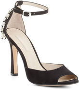 BCBGMAXAZRIA Adelina High-Heel Suede Sandal