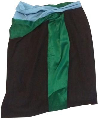 Dries Van Noten Multicolour Synthetic Skirts