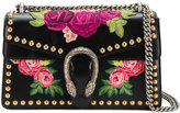 Gucci Dionysus floral shoulder bag - women - Leather/metal - One Size