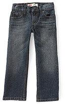 Levi's s Little Boys 2T-7X 505 Regular-Fit Jeans